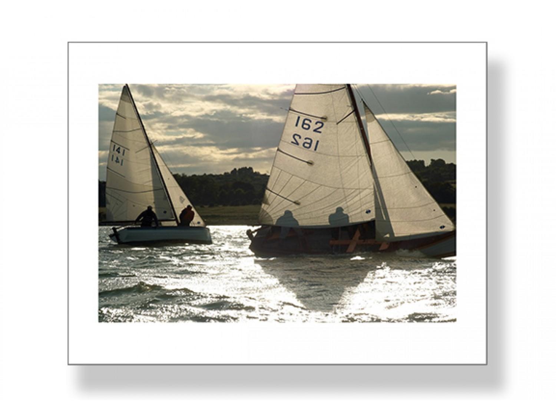 Traditional Sailing Cot
