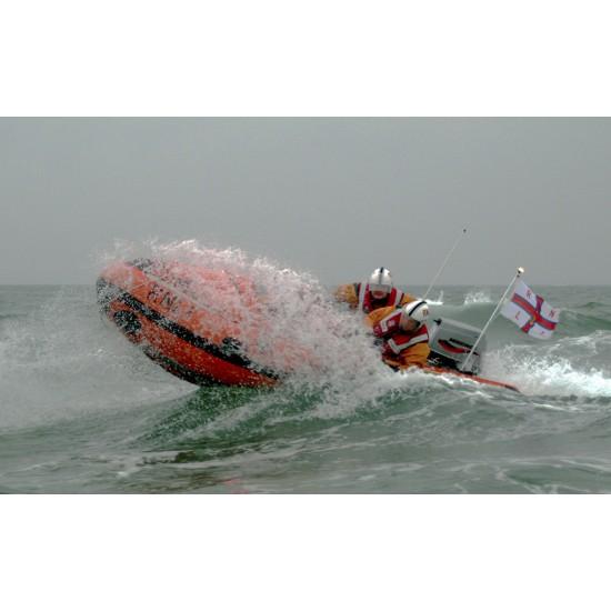 RNLI D Class inshore Lifeboat