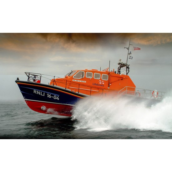 RNLI Tamar AWL Lifeboat