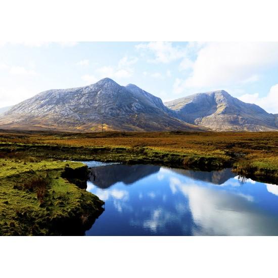 Derryclare Mountains