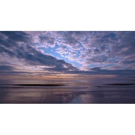 Dawn breaking at Rosslare